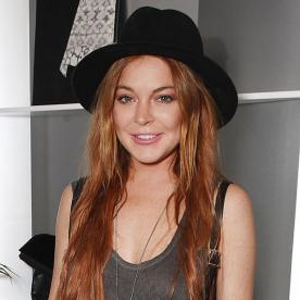 Lindsay Lohan Turns 28! See Her Beauty Transformation (and Catch Her on Netflix)