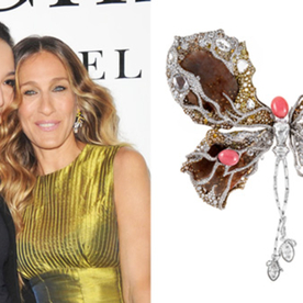 Want Jewelry Designed by Sarah Jessica Parker? You'll Need at Least $750K