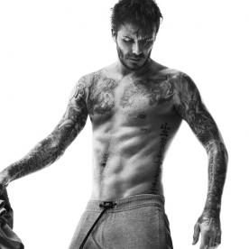 No Surprise Here: David Beckham Looks Gorgeous in His New Underwear Ads for H&M
