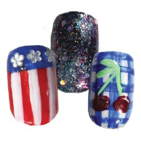 Make Your Manicure Extra Patriotic with Our Fourth of July Nail Art