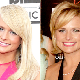 Miranda Lambert Tries Out Summer's Hottest Hair Trend