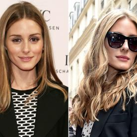 Olivia Palermo Has Become a Blonde!