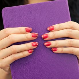 Nail the Look: Give Your French Manicure a Rocker-Chic Update