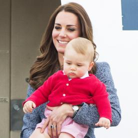 What Do Birthday Boy Prince George's Astrological Signs Say About Him?