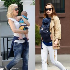 What Shoes Are Hollywood's Hottest Moms Wearing? The Answer May Surprise You