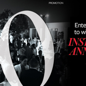 Want to Attend the InStyle 20th Anniversary Party? Enter Our Ultimate Fall Fashion Sweepstakes for a Chance!