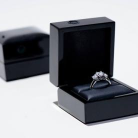 This Jewelry Box Makes Viral Engagement Videos a Cinch