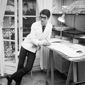 Happy Birthday, Yves Saint Laurent! Take a Look at Celebs Wearing His Designs