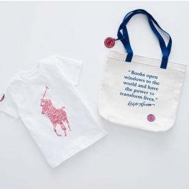 Ralph Lauren Launches a Children's Literacy Initiative Complete with a Charming New Collection