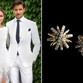 #RocksMyWorld: What's Jewelry Rule No. 1 for Celebrity Brides This Summer?