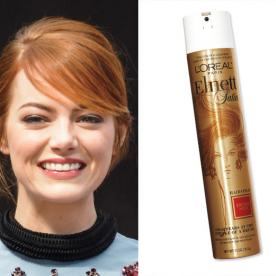 Bang-in'! Emma Stone's Hairstylist Shows Us How to Smoothly Grow Out Our Fringe