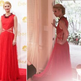 Getting Ready for the Emmys With Claire Danes