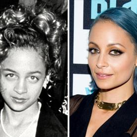 Happy Birthday, Nicole Richie! The Style Star Dishes On Ear Piercings and Technicolor Hair