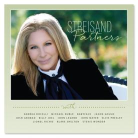 Revisit Barbra Streisand's Biggest Hits with Her New No. 1 Album, Partners
