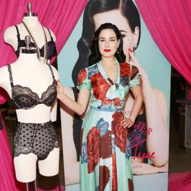 Happy Birthday, Dita Von Teese! You'll Never Guess What the Burlesque Queen is Doing for Her 42nd Birthday...