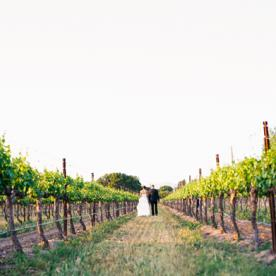 How To Have a Vineyard Wedding Like Lauren Conrad