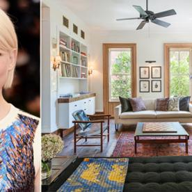 Michelle Williams's Brooklyn Townhouse Goes on Sale! See Inside the $7.5 Million  Beauty