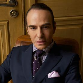 John Galliano is Named Creative Director of Maison Martin Margiela