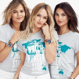 3 Reasons Why Chrissy Teigen Wants You to Join the Fight Against Hunger This World Food Day