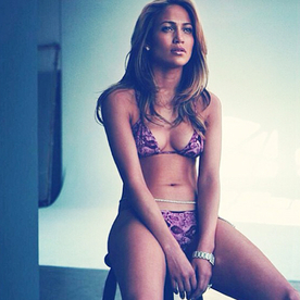 Jennifer Lopez Has Us Wishing for Summer with Her Newest Instagram Photo