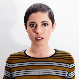 5 Fun Facts About The Divergent Series: Insurgent's Rosa Salazar