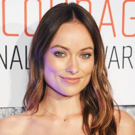 """Olivia Wilde on Her new Revlon Campaign and Holiday Indulgences: """"It Kind of Starts with Halloween and It Goes 'Til March"""""""
