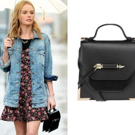 Found It! Kate Bosworth's Adorable (And Affordable!) Cross-Body Bag