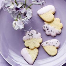 Surprise Mom by Baking These Lovely Lavender-Lemon Shortbread Cookies from Maman Bakery
