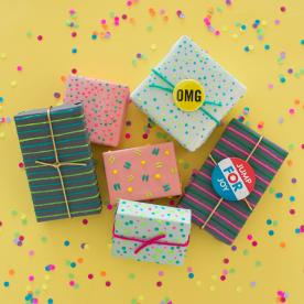 DIY Gift Wrap: Try These Adorable Ideas for Mother's Day