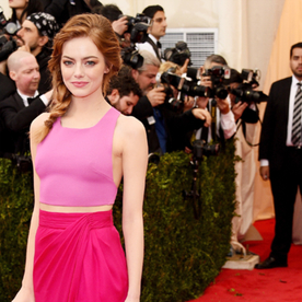 Emma Stone's Best Red Carpet Looks Ever | InStyle.com