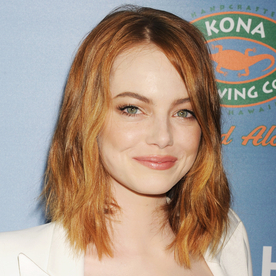 Emma Stone's Beachy Waves Are Super Easy to Recreate
