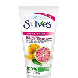 St. Ives Even & Bright Citrus Scrub
