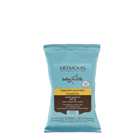 MD Moms Baby Sunscreen Wipes
