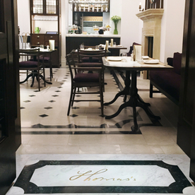 Burberry Just Opened This Supremely Chic London Café