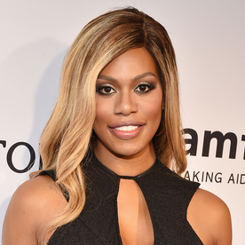 Orange Is the New Black's Laverne Cox Gets Her Own Ice Cream Flavor