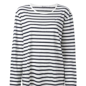 Striped+T-shirt