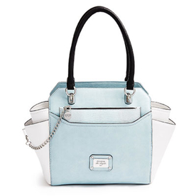 GUESS Escapade 2-In-1 Python-Trim Satchel