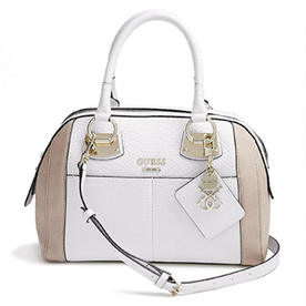 GUESS Lakeshore Box Satchel