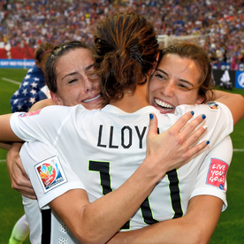 Sports Illustrated Debuts Special Cover Featuring U.S. Women's Soccer Team's World Cup Triumph