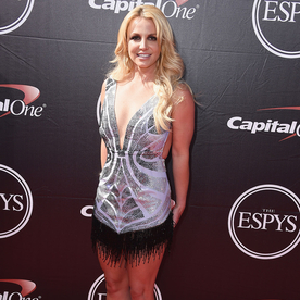 Britney Spears's ESPY Awards Dress Makes Us Want to Go Dancing