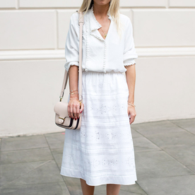 The Lazy Girl's Guide to Chic Summer Ensembles