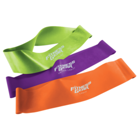Fitness Gear Power Band Kit
