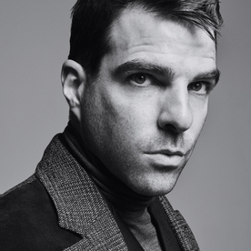 """Watch: Zachary Quinto on the Set of Our """"Man of Style"""" Shoot"""