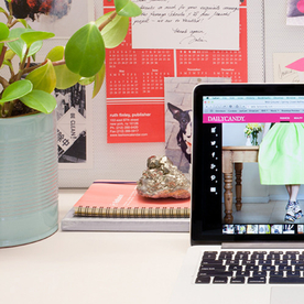Secrets to a Well-Styled Desk