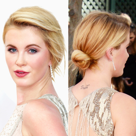 Best updo hairstyles for wedding prom instyle amazing wedding updos from every angle junglespirit Choice Image