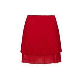 Topshop Sunray Pleated Skirt by Unique