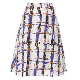 Coney+Printed+Skirt
