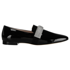 Christopher Kane Patent Leather Loafers