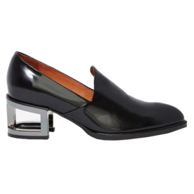 Jeffrey Campbell Serling Leather Loafers