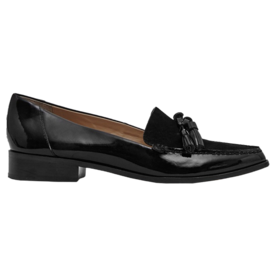 French Connection Patent Leather Loafers